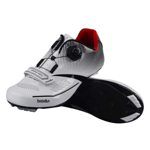 Quick Lace Road Bike Cycling Shoes Ultra Light Spin Bicycle