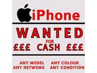 WANTED IPHONE 7 PLUS 8S 6S 6 5S SE 16GB 32GB 64GB 128GB 256GB UNLOCKED VODAFONE EE O2 Samsung s8
