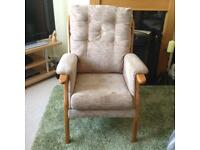 Chair as new excellent condition
