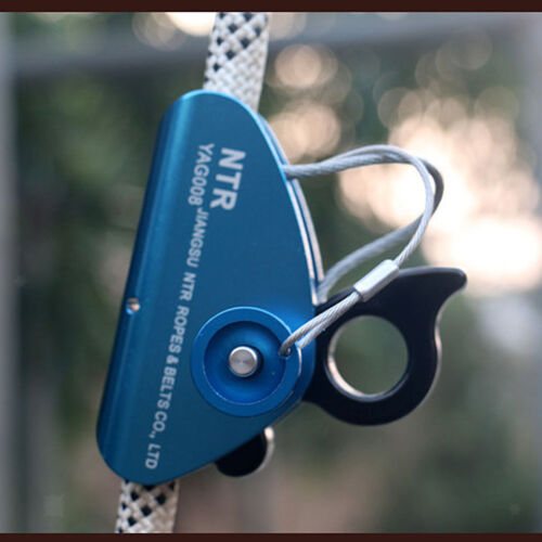 Rock Climbing Arborist Fall Protection Rescue Rope Grab Prot