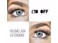 Classic & Volume Mink Eyelash Extensions