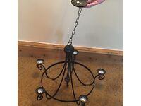 Ceiling candelabra