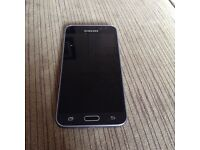 Samsung Galaxy j3 8gb black EE
