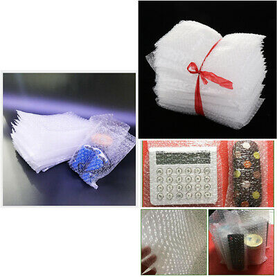 150 Pieces Bubble Out Pouches Bags Wrap Cushioning 25x30cm 10x20cm 20x25cm