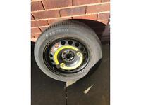 5x100 Spare Wheel (VW/Audi/Skoda/Seat)