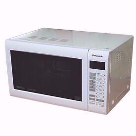 Panasonic NN-CT552W slimeline combination microwave