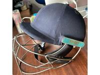 Shrey titianium air cricket helmet