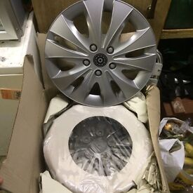 Wheel trims 16 inch