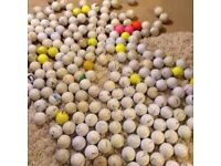 175 per Box Fair Condition Golf Balls /FIT FOR Range Practice only (Assorted £5.00)