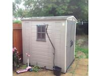 Keter 6x6 Garden shed