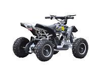 Mx superLT100E RENEGADE ROCKSTAR 36v Electric Battery 1000w Mini Quad Bike ATV