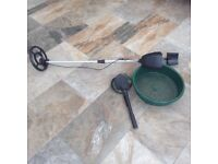 Metal Detector and accessories