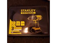 Stanley fatmax drill brand new