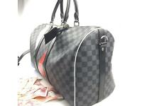 Louis Vuitton keepall bandouliere 45 regatta lv designer bag