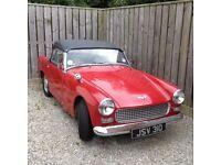 Austin Healey Sprite Mk 2 (1961)