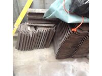 250 red roof tiles free