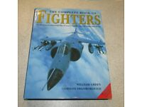Brilliant COMPLETE BOOK OF FIGHTERS Heavy Encyclopedia 3.5KG!