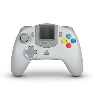 Mando Sega Dreamcast Retro Fighters StrikerDC blanco DC nuevo