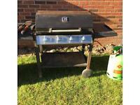 BBQ 4 Gas Burner