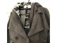 Brand new women's coat - medium