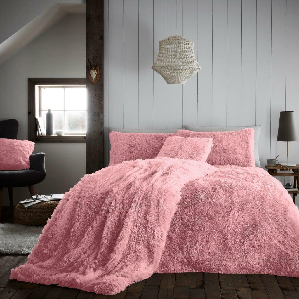 Thermal Hug Snug Fluffy Duvet Cover Fleece Bedding Set Bed Blanket Sofa Throw Ebay