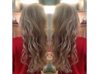 Mobile hair extensions/weaves/microrings/nano/fusionbonds