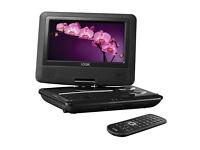 Logik L7SPDVD11 - Portable DVD player