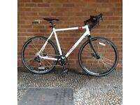 Genesis CdA 20, Adventure/Gravel/Cyclocross Bike, Large 60cm