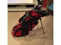 Slazenger FAST Left-Handed Golf Clubs