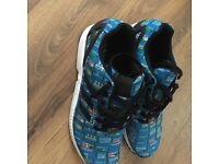 Never worn Size 10 and 1/2 adidas men's trainers