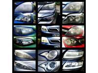 'CrystaLens' Vehicle Headlight Restoration