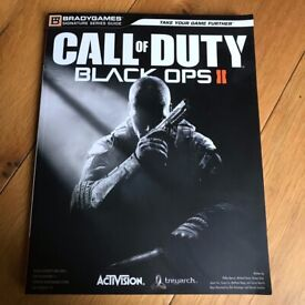 Call of Duty Black Ops II Signature Series Guide (Signature Series Guides) 2012