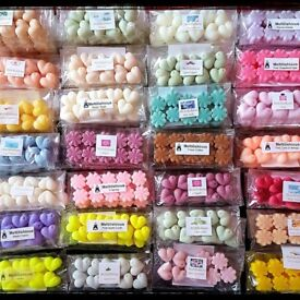 Highly fragranced Wax Melts