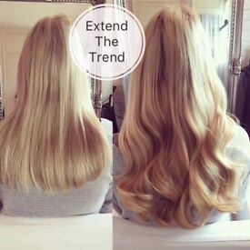 Hair Extensions Remi Cachet