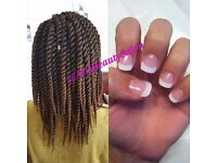 Afro-Caribbean Hairdresser(Avis Beauty Salon)