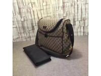 Gucci Logo Changing Bag