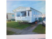 Caravan to let Presthaven Sands North Wales