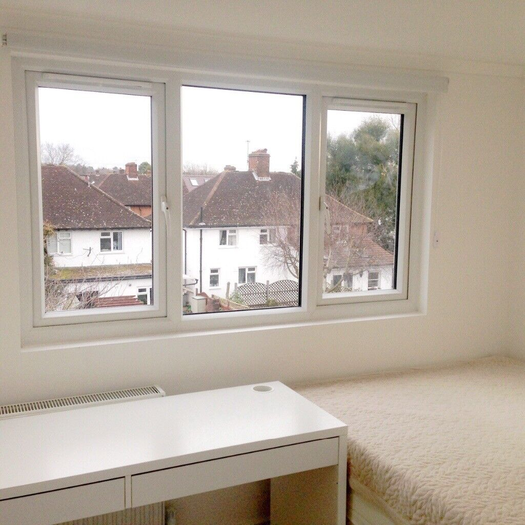 Double Room in Kingston near Norbiton Station