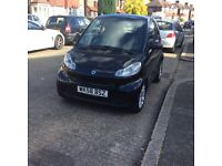 SMART CAR FORTWO BLACK *PASSION model*