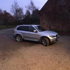 2007 (57) New Shape Model E70 Bmw X5 3.0 Diesel With Only 67000