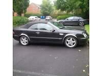 Mercedes Clk230 Elegance Convertible