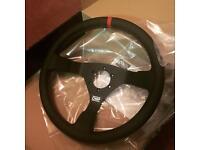 Genuine OMP WRX Racing Wheel