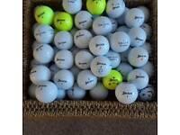 60 used Golf balls