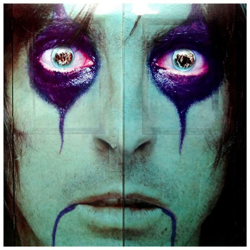 """Alice Cooper - LARGE POSTER -  From The Inside - Album Wall Art - HUGE 24"""" X 24"""""""