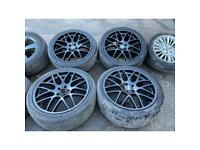 "22"" alloy wheels alloys rims tyres land Range Rover BMW X5 x6 5x120"