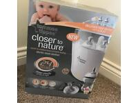 Tommee Tippee Closer To Nature Steam Steriliser