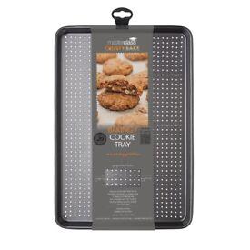 MasterClass Crusty Bake Non-Stick Baking / Cookie Tray 39.5cm x 27cm NEW ITEM