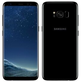Samsung Galaxy S8 | Midnight Black | Unlocked | Box never opened | Warranty