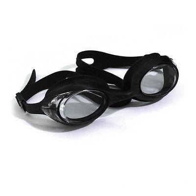 bdc1e88ca662 -2.0 200 Diopter PV UV Anti-Fog Silicone Swimming Myopia Clear Goggles  Unbranded