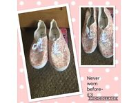 Shoes for sale- Size 5